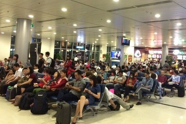New navigation to reduce congestion at HCM City's Tan Son Nhat Airport