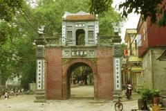 Lão gia giàu nứt vách ẩn mình trong ngôi làng cổ 800 tuổi ở Bắc Giang