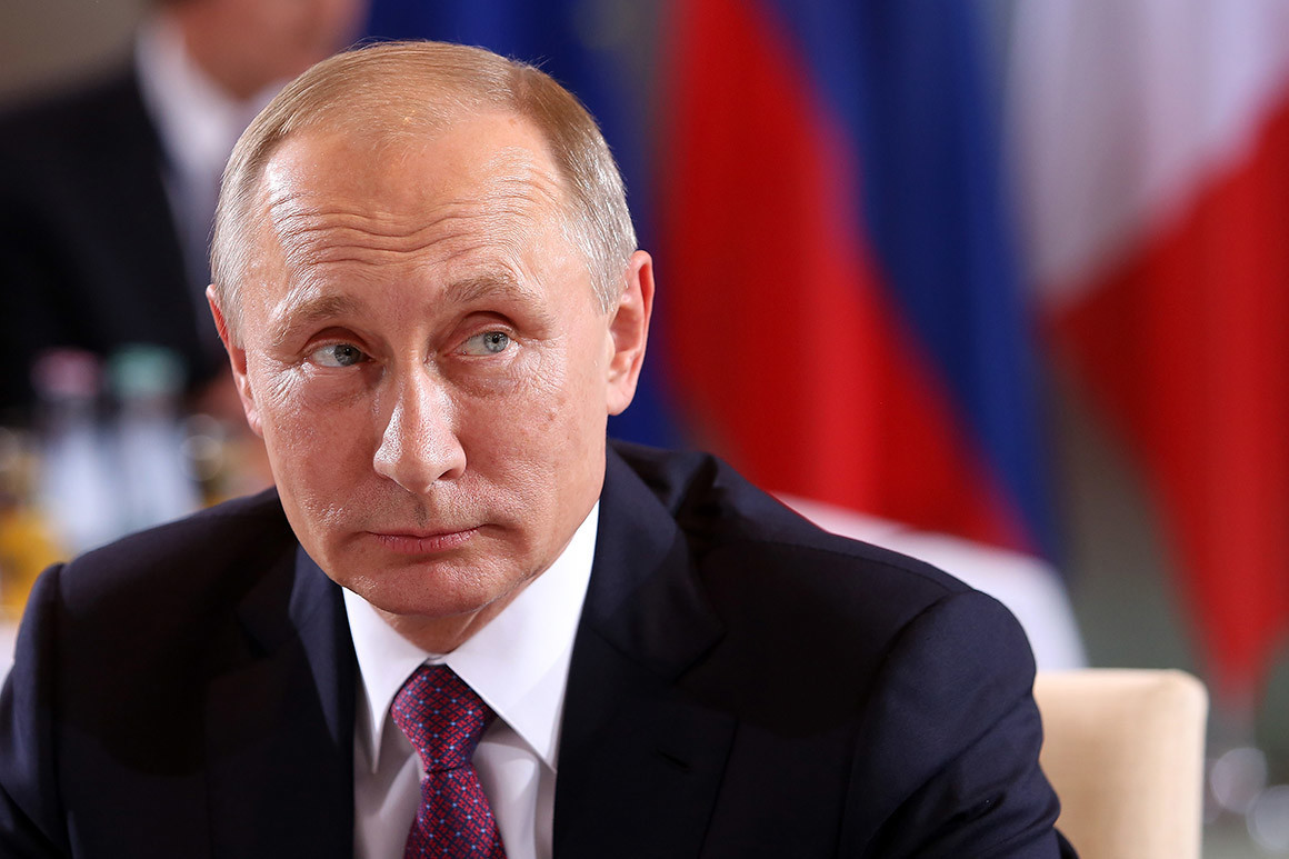 Putin nói Mỹ 'bịa' lý do để rút khỏi hiệp ước hạt nhân