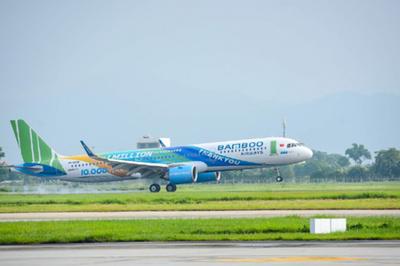 Dấu ấn của Bamboo Airways trong hành trình kết nối du lịch miền Trung