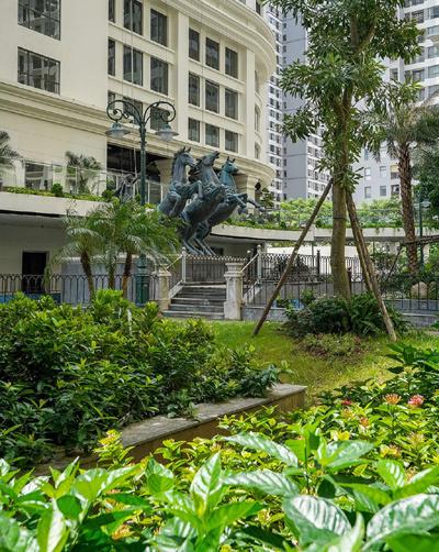 đô thị xanh,căn hộ cao cấp,ưu đãi khách hàng