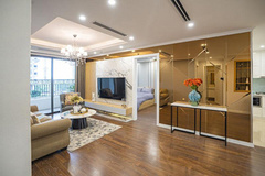Sống xanh tiện nghi bậc nhất trong căn hộ thông minh Sunshine Garden