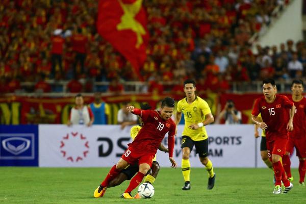 Nhanh tay săn vé3 trận tiếp theo của Tuyển Việt Nam trên VinID
