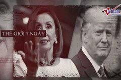 Thế giới 7 ngày: Ông Trump bất ngờ 'tung đòn' với Trung Quốc