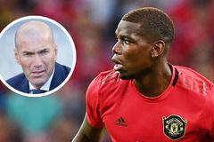 Zidane cãi nhau to sếp Real vì mua Pogba - Eriksen