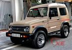 Hàng hiếm Suzuki Samurai 1993 giá gần 300 triệu ở Hà Nội