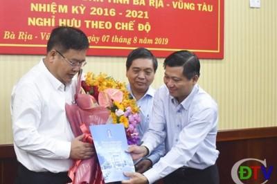 Thủ tướng phê chuẩn miễn nhiệm Chủ tịch tỉnh Bà Rịa - Vũng Tàu