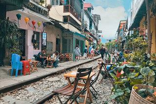 Hà Nội dẹp cà phê đường tàu, còn 1 nơi duy nhất để du khách trải nghiệm
