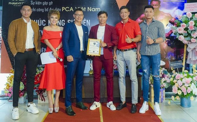 VĐV Phạm Hy gặt vàng, mang giải Thể hình quốc tế về Việt Nam