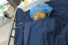 Mẹ hy sinh lá gan để cứu con gái 1 tuổi chỉ còn sống từng ngày
