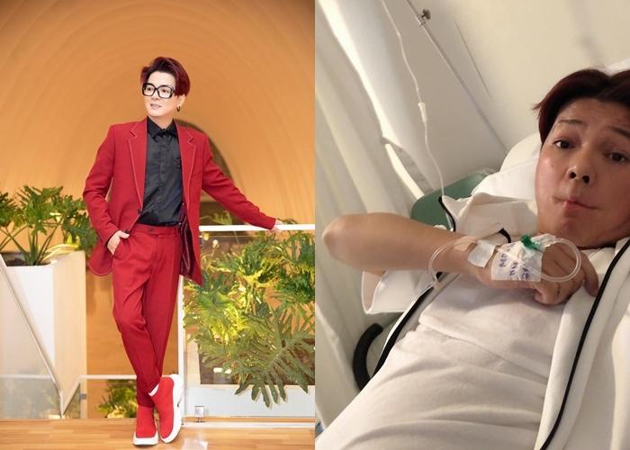 Nghệ sĩ Hoàng Lan mở quán ăn để kiếm tiền chữa bệnh