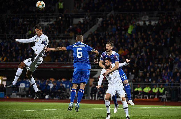 Iceland,Pháp,Giroud