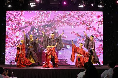 Hội chợ thương mại Việt Nhật Kizuna 2019: Phát triển kinh tế, giao lưu văn hóa