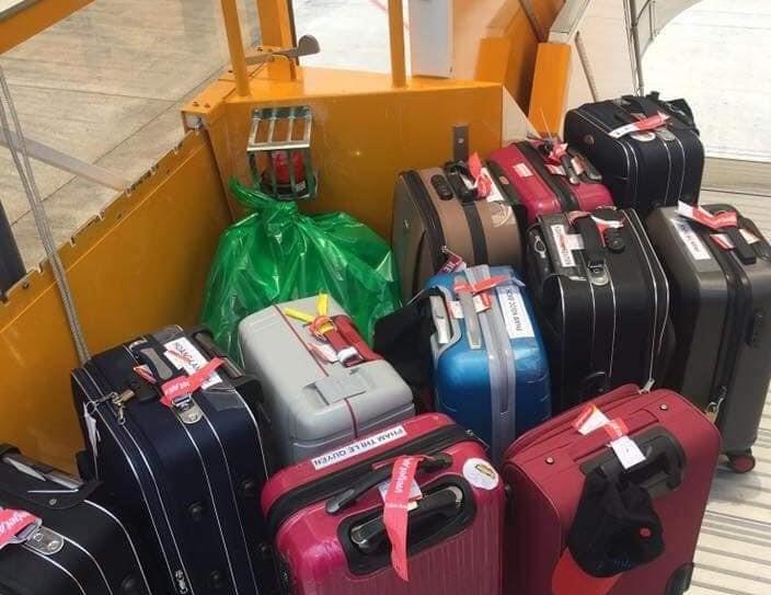 Vietjet Air,hành lý,hàng không