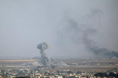 Lính Mỹ trúng hỏa pháo từ các vị trí Thổ Nhĩ Kỳ ở Syria