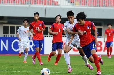 Link xem U19 Việt Nam vs U19 Hàn Quốc, 19h ngày 12/10