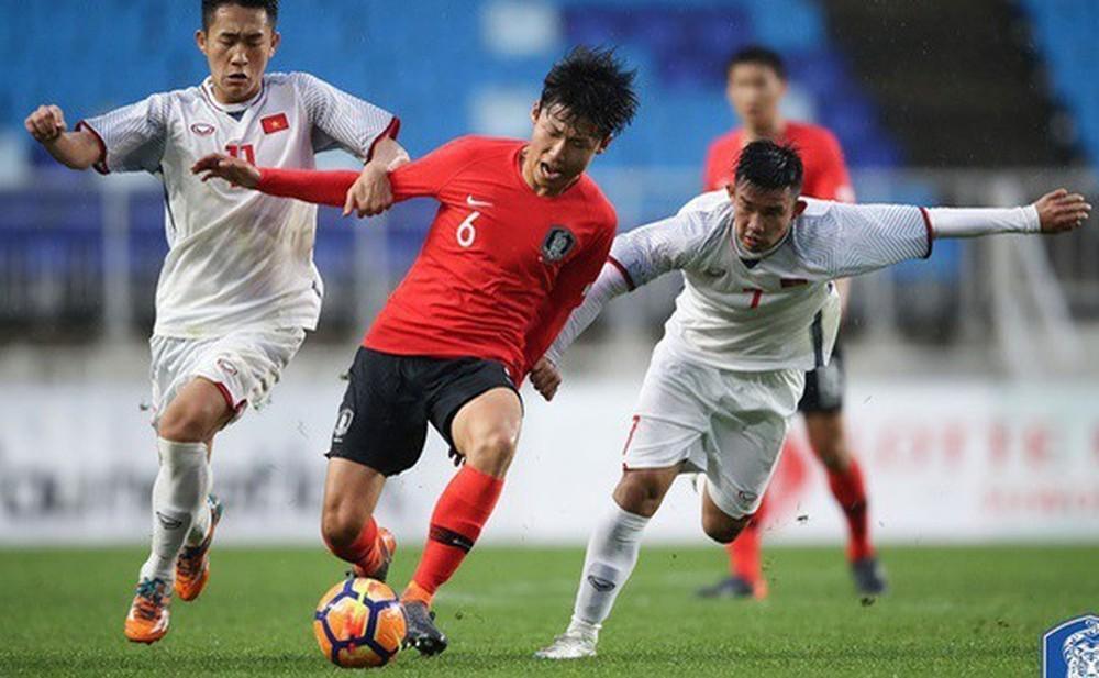 Trực tiếp U19 Việt Nam vs U19 Hàn Quốc: Thuốc thử liều cao