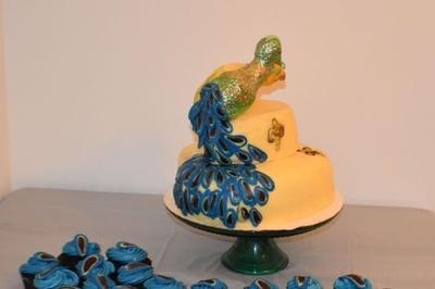 Cô dâu 'đau tim' khi nhận được chiếc bánh cưới 7 triệu đồng