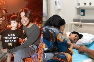 Động thái của Thanh Bình trước tin đồn ly hôn khi Ngọc Lan một mình đưa con nhập viện