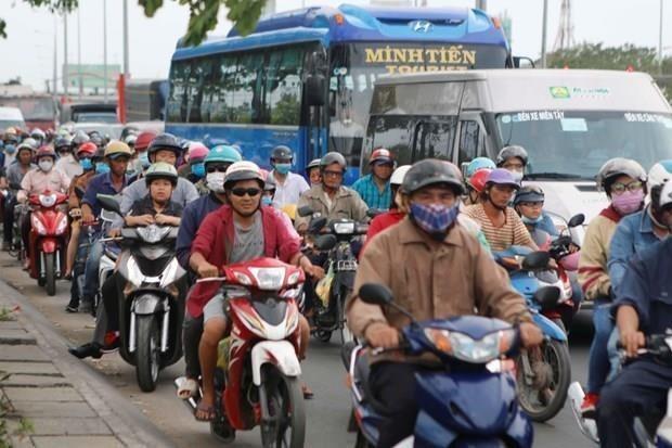 HCM City most populous in Vietnam: official