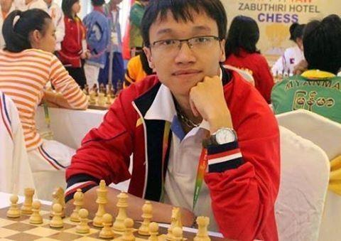 Vietnam's Son wins, Liem draws at FIDE Grand Swiss in England