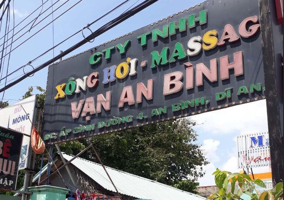 Điểm massage rẻ nhất vùng giáp ranh Sài Gòn, chiều cả tư thế 'bạo'