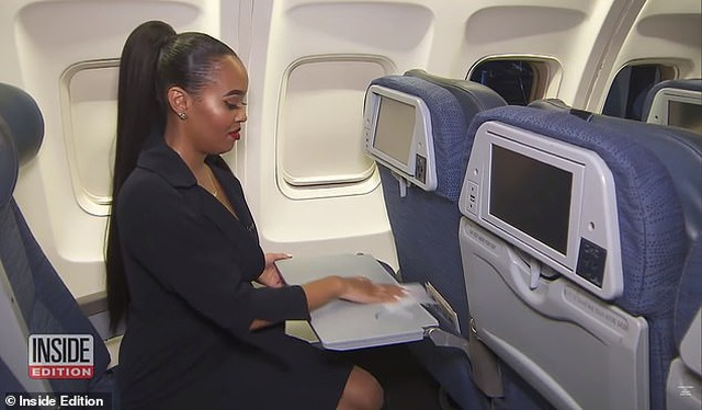 Tiếp viên hàng không,Bí mật trên máy bay,Hành khách