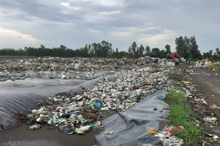 Hau Giang struggles with waste disposal headache,Vietnam environment,climate change in Vietnam,Vietnam weather,Vietnam climate,pollution in Vietnam