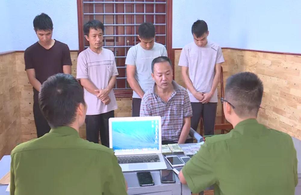 Phá đường dây cá độ bóng đá 2 tỷ đồng mỗi tuần ở Đắk Lắk