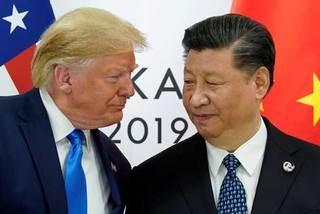 Mạnh tay với Trung Quốc, Mỹ không còn nói lời đe dọa