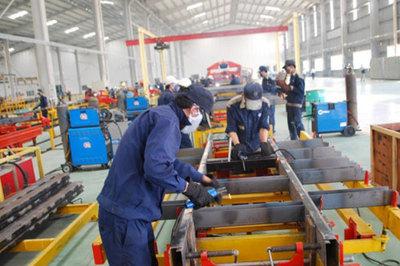 Công nghiệp hỗ trợ khuôn mẫu phát triển nhanh khi dòng đầu tư đổ về