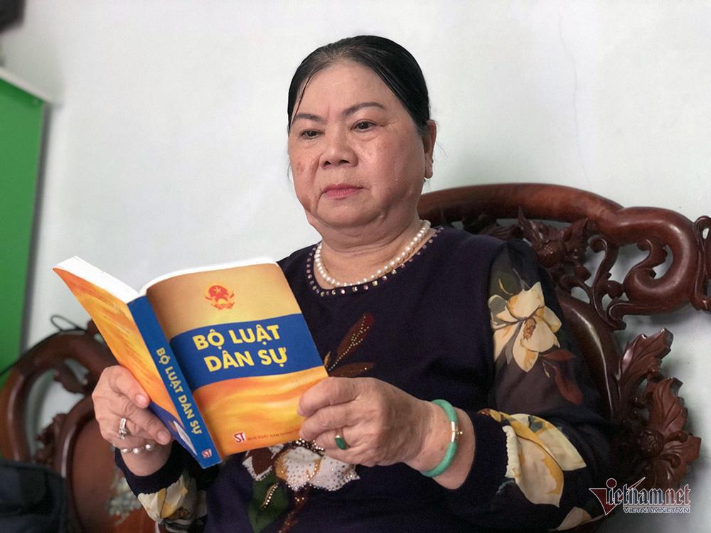 63 tuổi hăm hở làm sinh viên năm 3