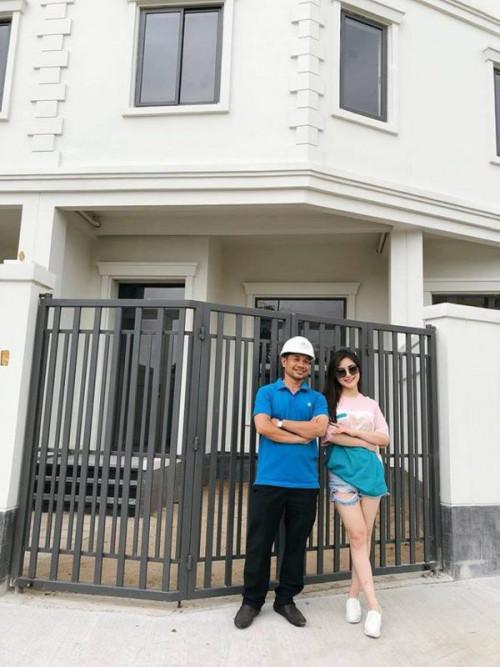 Sao Việt người mua nhà bên Mỹ, người xây biệt thự gần 30 tỷ tặng cha mẹ