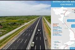 8/11 dự án cao tốc Bắc - Nam: Ế BOT chuyển sang 100% vốn ngân sách