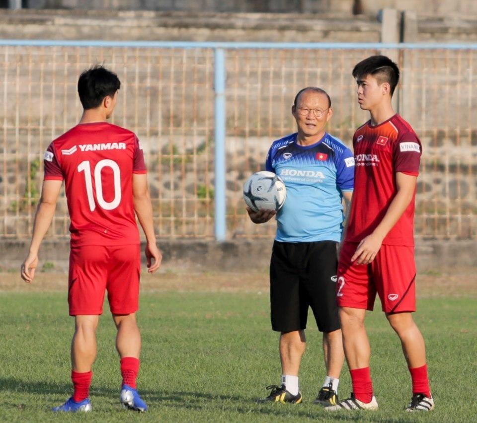 tuyển Việt Nam,HLV Park Hang Seo,Vòng loại World Cup 2022,tuyển Indonesia