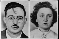 Hé lộ kẻ 'bán đứng' vợ chồng nhà khoa học Mỹ nổi tiếng