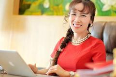 Nữ tỉ phú tự thân truyền cảm hứng trong cộng đồng khởi nghiệp