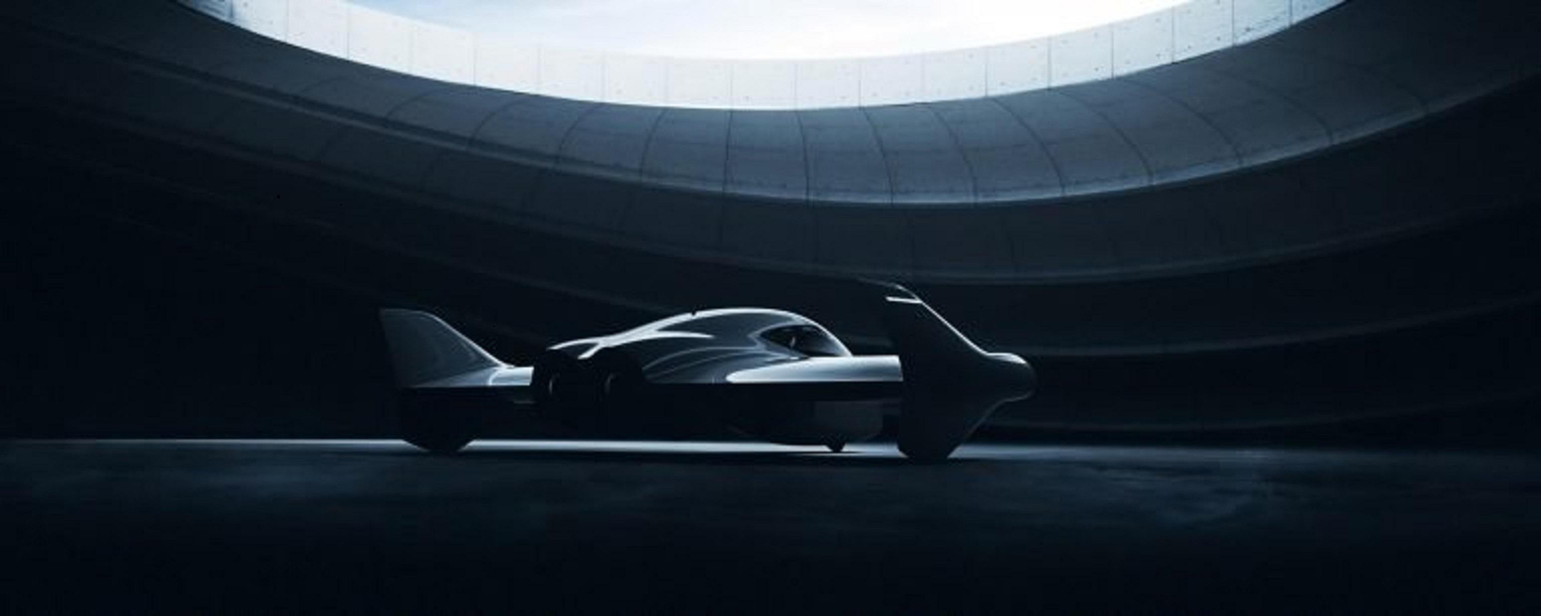 xe bay,xe bay điện,xe điện,Porsche,Boeing