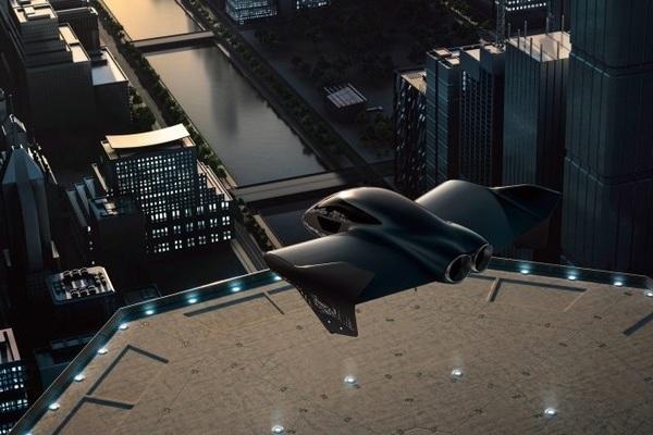 Porsche bắt tay với Boeing phát triển mẫu xe bay điện
