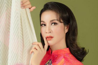 MC Thanh Mai nhớ lại khó khăn thuở ấu thơ