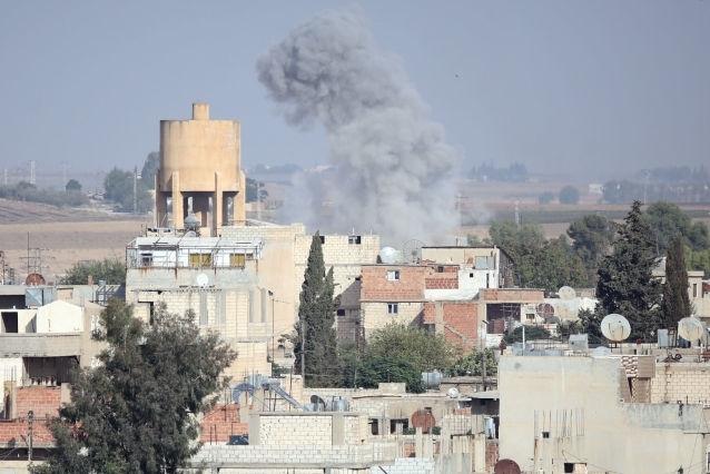 Giao chiến nảy lửa ở Syria, các nước đồng loạt lên án Thổ Nhĩ Kỳ