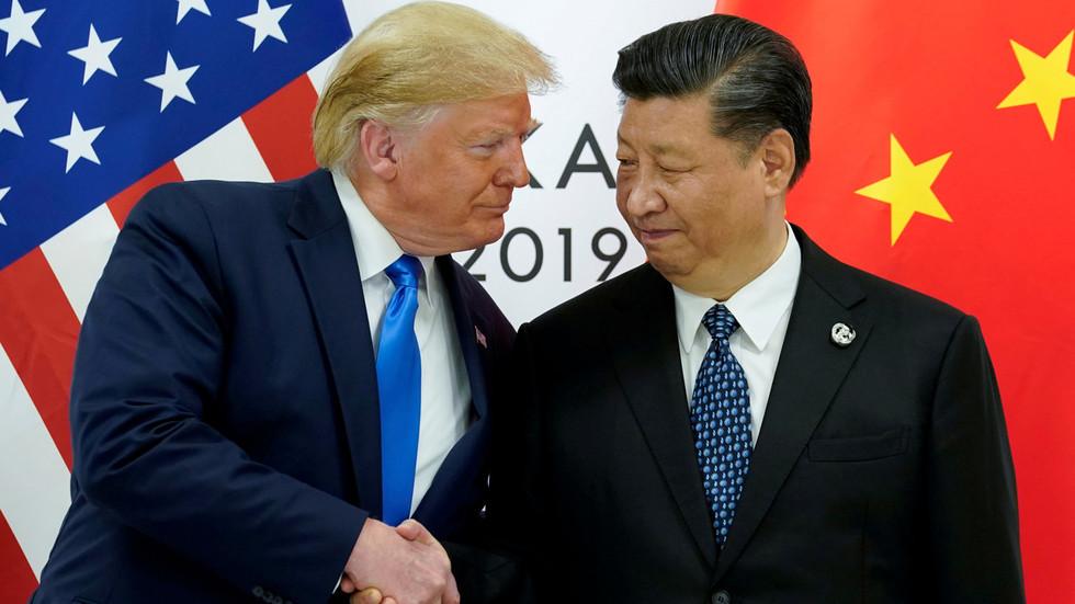 Ông Trump cảm ơn TQ, khoe 'thoả thuận lớn chưa từng có'