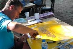 Art festival connects international artists