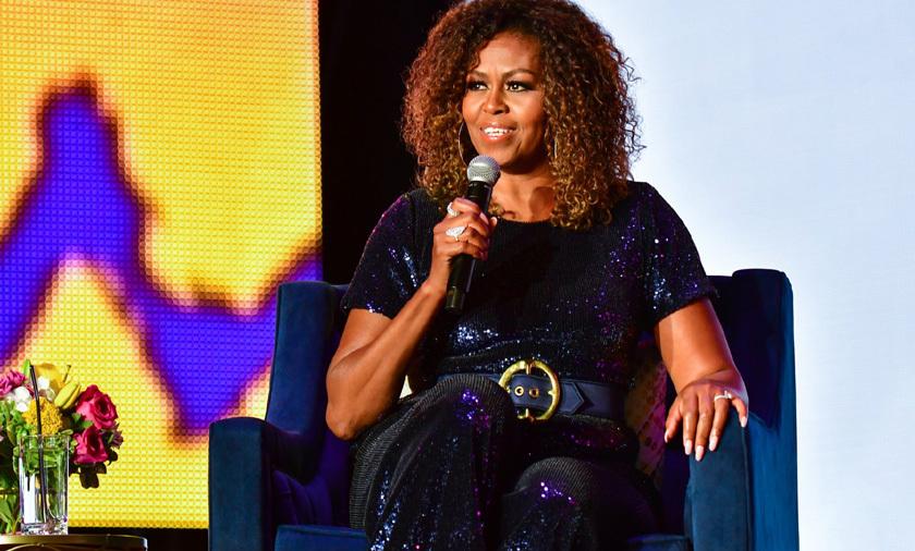 Obama,Michelle Obama,Bush,Tổng thống Mỹ,đệ nhất phu nhân