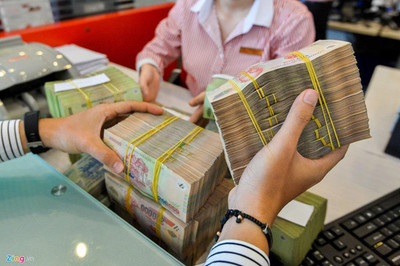 Lãi suất tiền gửi tiết kiệm tăng lên 8,9% một năm