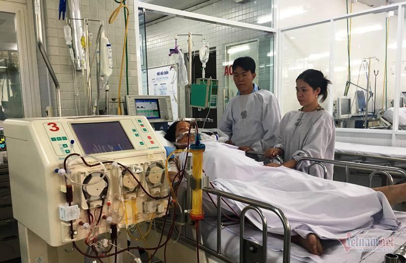 Thai phụ nguy kịch vì thai chết lưu, gia đình không một đồng đóng viện phí