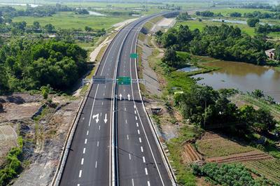 Trúng thầu cao tốc Bắc-Nam, DN Xuân Trường tiếp tục thi công đoạn Cao Bồ-Mai Sơn