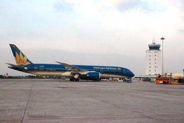 Vietnam Airlines resumes normal flights to Japan after storm Hagibis
