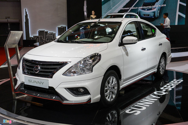 Xe hạng B: Nissan Sunny ế phân khúc, bán được vài chục chiếc