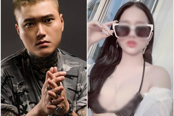 Vũ Duy Khánh bức xúc vì hot girl 17 tuổi bán hàng online tự nhận là bạn gái